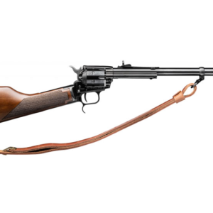 22LR Carbine with Checkered rifle