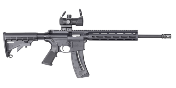 M&P15-22 Sport OR 22LR   Features of M&P15-22 Sport OR 22LR .
